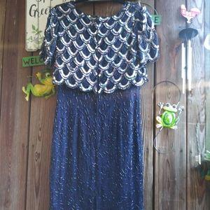 Silk Dress by Stenay Sz. 8 NWOT